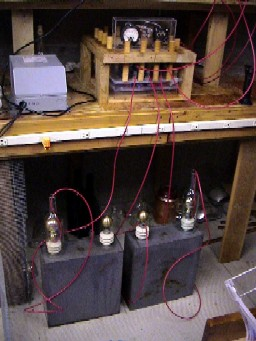 Click for, High Voltage supply tips, tricks and pictures.